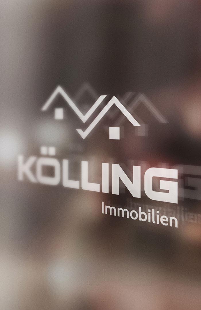 Kölling Immobilien Logo
