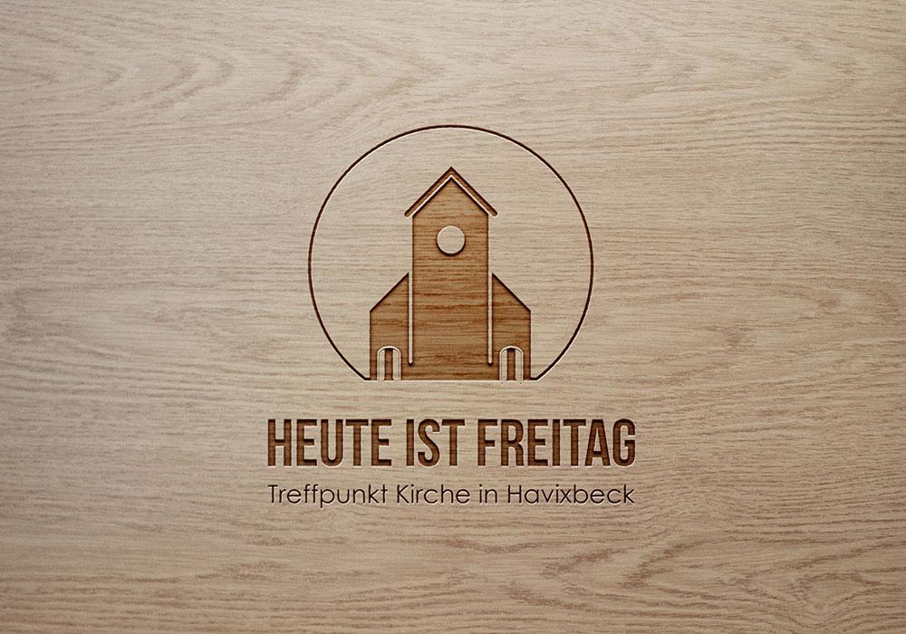 Heute ist Freitag Logo