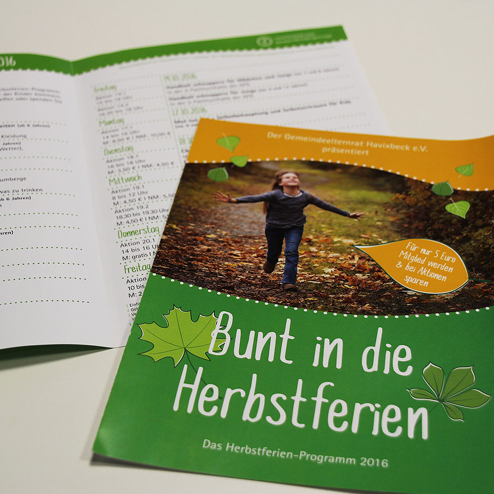 Gemeindeelternrat Flyer